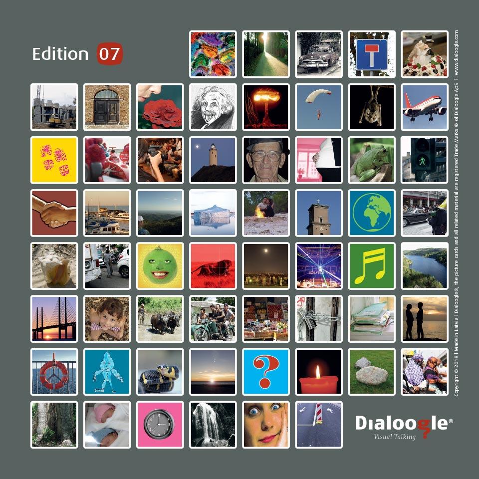 Billedkort oversigt edition 07