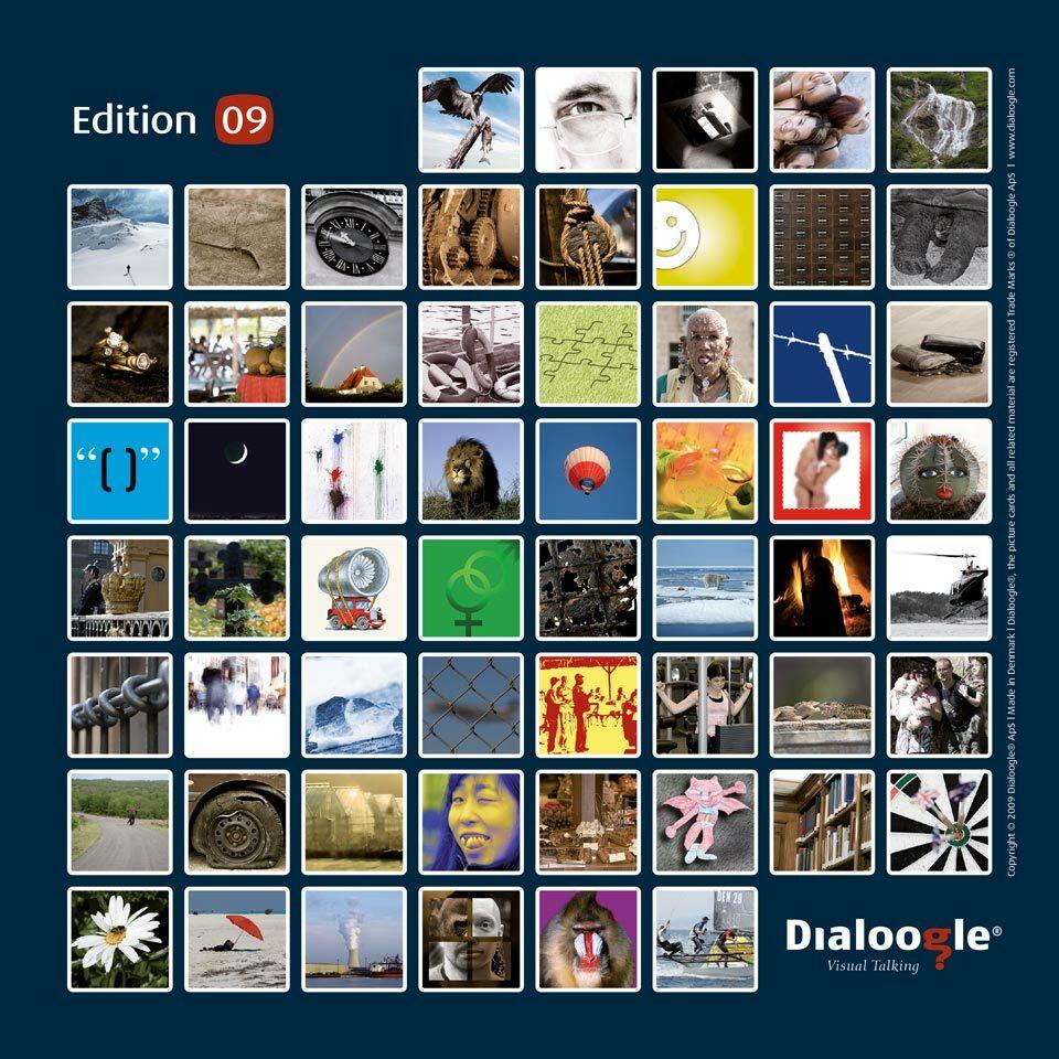 Billedkort oversigt edition 09