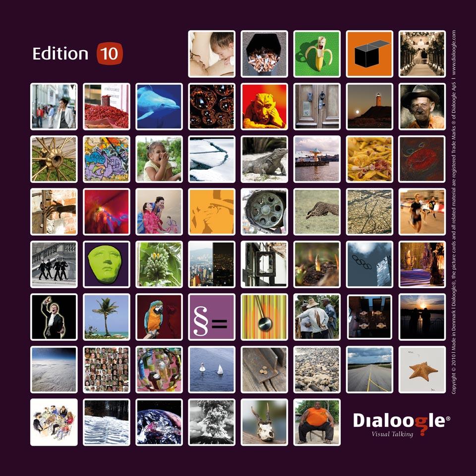Billedkort oversigt edition 10