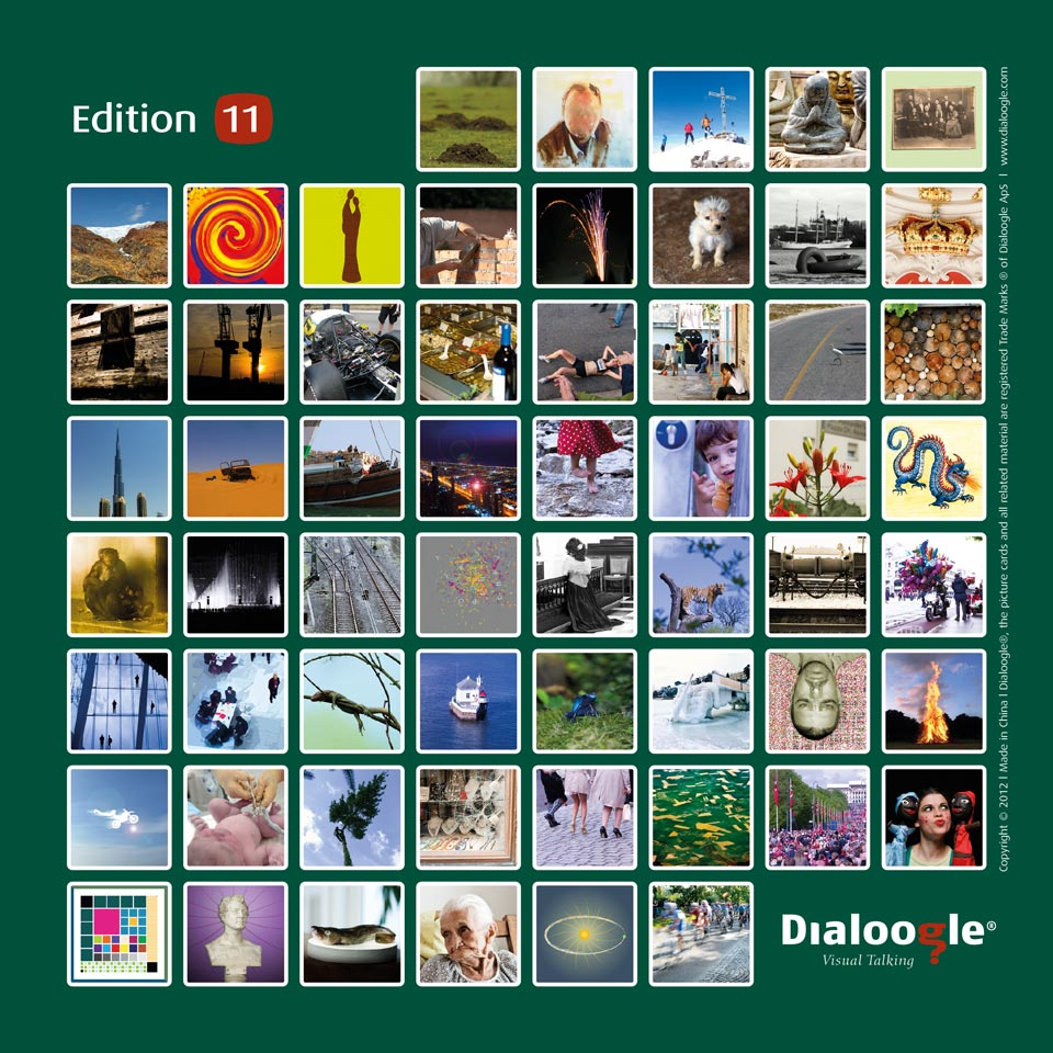 Billedkort oversigt edition 11