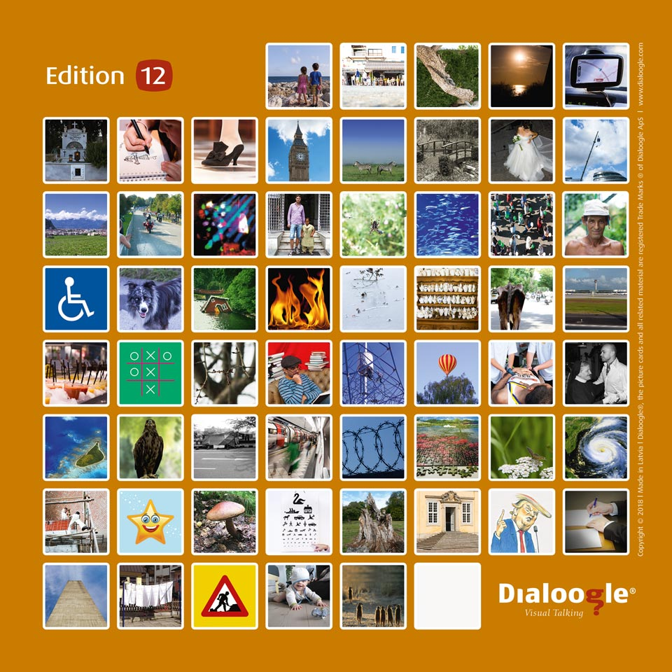 Billedkort oversigt edition 12