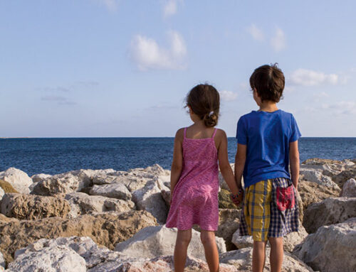 Do you have ambitions on your children's behalf – or do you support them in their own decisions?